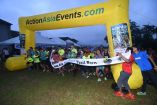 Nudin and Crowther triumph at Action Asia Malaysia Trail Run