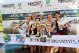 Butaci crowned men's champion at Lantau 50 as women's race ends in a dead heat