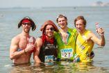 Temperatures and adrenalin high TEVA Kayak n Run DWB