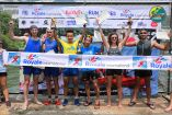 Royale Hot Kayak n Run at Tai Tam