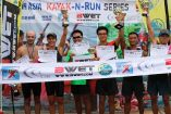 MSIG Development Plan Ng Wai-Hei and Hung Ho-fung win kayak n Run