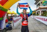 哥斯達黎加Randall Vargas從越野跑體會謙遜態度再戰NISSAN台灣動感亞洲越野賽