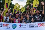 Tree planting and ultra mountain marathons - Thailand
