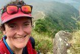 Lantau 2 Peaks camaraderie by Jenny Buck