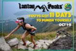 Lantau 2 Peaks Virtual - Ready for burning legs