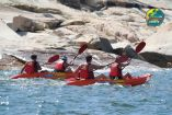 Mixed teams battle for top 3 Tai Tam Action Asia Kayak n Run