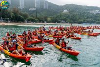 2021 - Kayak n Run Deep Water Bay
