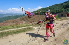 Nepal Action Asia 100km by Kirsten Brownlie