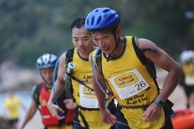 2015 - OtterBox Action Asia Challenge Hong Kong