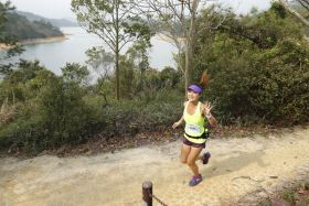 2017 - HYSAN Healthy Hike & Run - Hong Kong