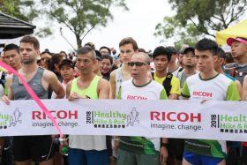 2019 - Healthy Hike & Run