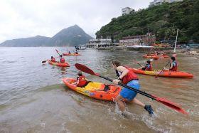 2016 - Royale International Kayak n Run Deep Water Bay