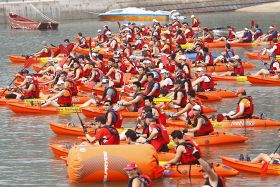 2018 - Kayak n Run Discovery Bay (Nim Shue Wan)