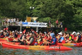 2018 - Kayak n Run Tai Tam Bay
