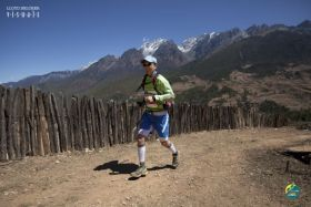 2017 - Lijiang Action Asia 3 day Ultra Marathon