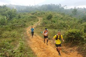 2014 - OtterBox Salomon Action Asia Malaysia - Trail Run