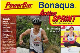 2006 - PowerBar Bonaqua Action Sprint Repulse Bay