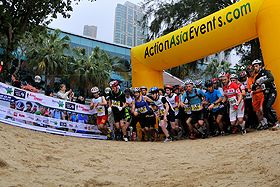 2015 - Bonaqua Action Sprint Repulse Bay