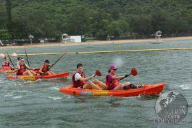 2013 - Teva Julbo Kayak n Run Deep Water Bay