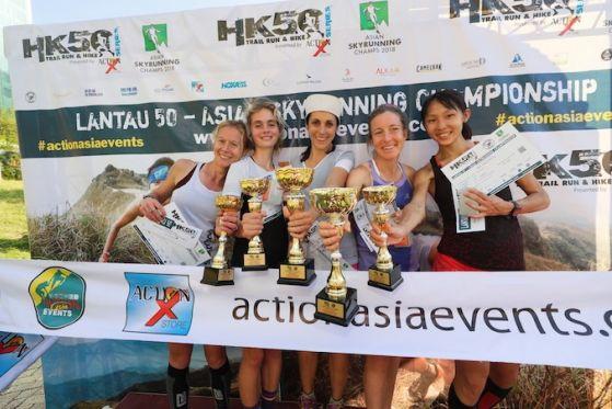 Butaci crowned men's champion at Lantau 50 as women's race ends in a dead heat